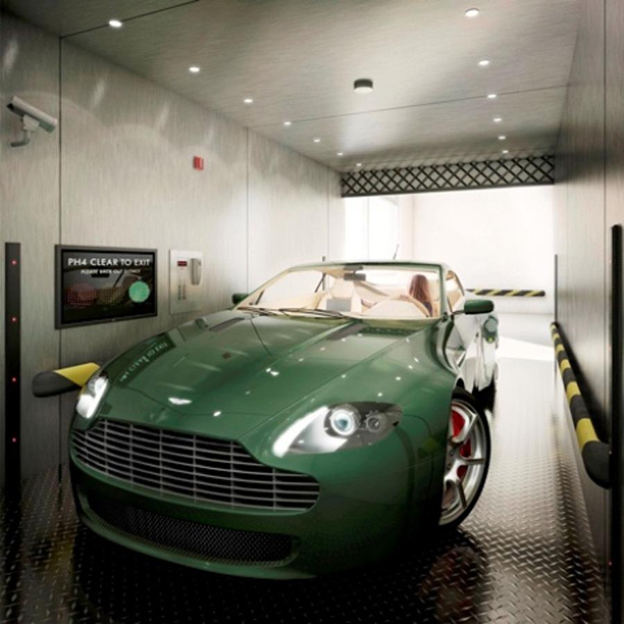 Automobile Elevator 1